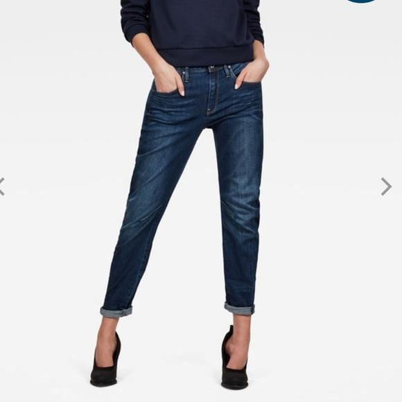 45fd609dea Uniqlo Jeans | Women High Rise Boyfriend Fit Jean | Poshmark